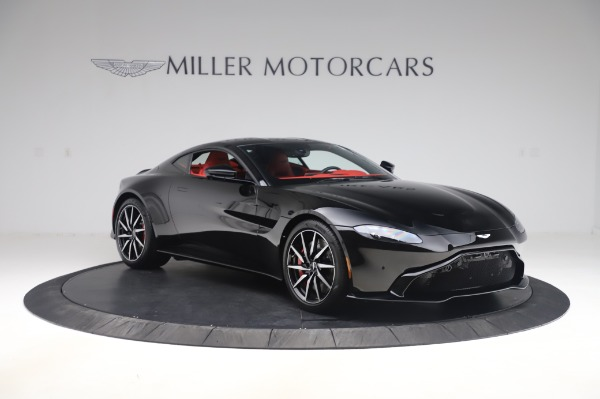 New 2020 Aston Martin Vantage Coupe for sale $185,181 at Rolls-Royce Motor Cars Greenwich in Greenwich CT 06830 10