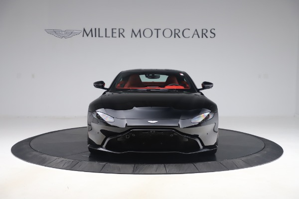 New 2020 Aston Martin Vantage Coupe for sale $185,181 at Rolls-Royce Motor Cars Greenwich in Greenwich CT 06830 11