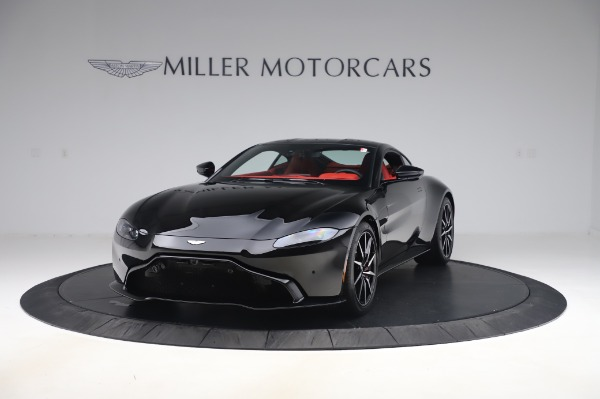New 2020 Aston Martin Vantage Coupe for sale $185,181 at Rolls-Royce Motor Cars Greenwich in Greenwich CT 06830 12