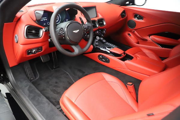 New 2020 Aston Martin Vantage Coupe for sale $185,181 at Rolls-Royce Motor Cars Greenwich in Greenwich CT 06830 13