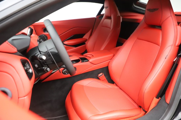 New 2020 Aston Martin Vantage Coupe for sale $185,181 at Rolls-Royce Motor Cars Greenwich in Greenwich CT 06830 15