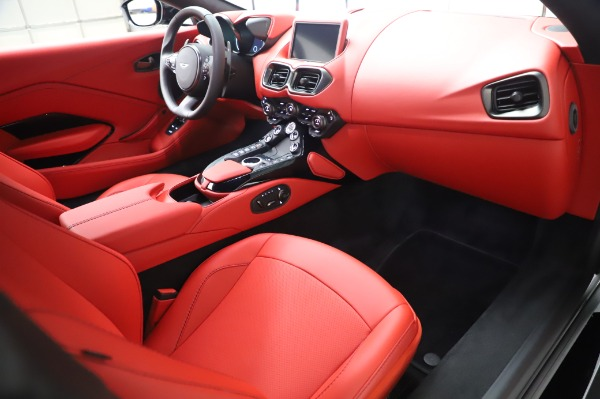 New 2020 Aston Martin Vantage Coupe for sale $185,181 at Rolls-Royce Motor Cars Greenwich in Greenwich CT 06830 17