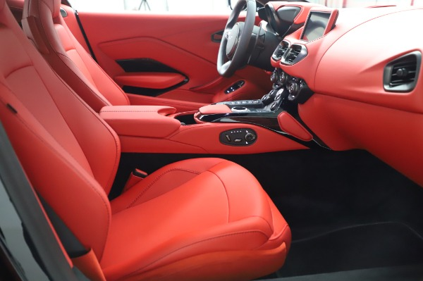 New 2020 Aston Martin Vantage Coupe for sale $185,181 at Rolls-Royce Motor Cars Greenwich in Greenwich CT 06830 18