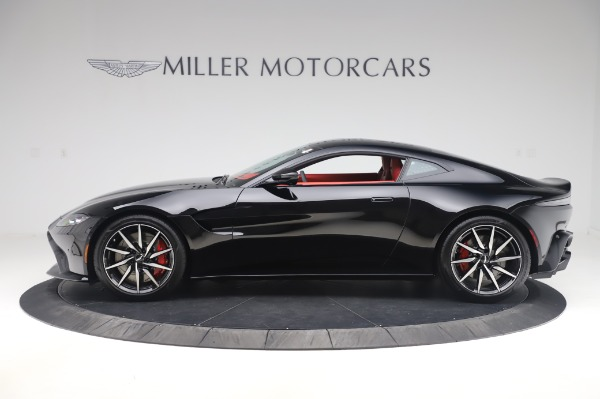 New 2020 Aston Martin Vantage Coupe for sale $185,181 at Rolls-Royce Motor Cars Greenwich in Greenwich CT 06830 2