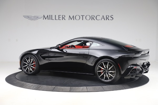 New 2020 Aston Martin Vantage Coupe for sale $185,181 at Rolls-Royce Motor Cars Greenwich in Greenwich CT 06830 3