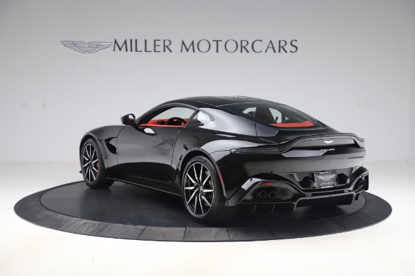 New 2020 Aston Martin Vantage Coupe for sale $185,181 at Rolls-Royce Motor Cars Greenwich in Greenwich CT 06830 4