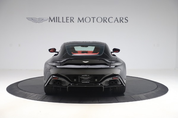 New 2020 Aston Martin Vantage Coupe for sale $185,181 at Rolls-Royce Motor Cars Greenwich in Greenwich CT 06830 5