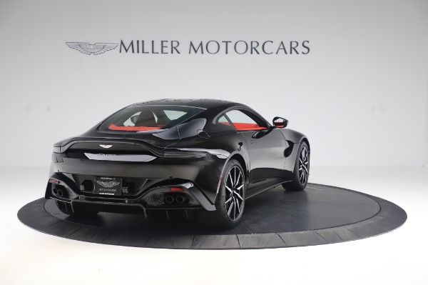 New 2020 Aston Martin Vantage Coupe for sale $185,181 at Rolls-Royce Motor Cars Greenwich in Greenwich CT 06830 6