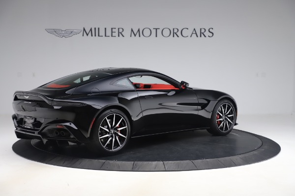 New 2020 Aston Martin Vantage Coupe for sale $185,181 at Rolls-Royce Motor Cars Greenwich in Greenwich CT 06830 7