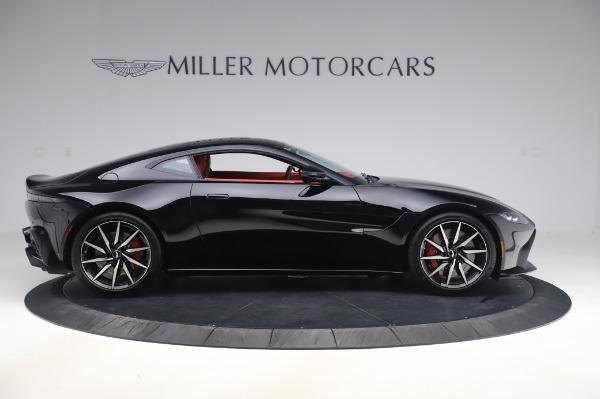 New 2020 Aston Martin Vantage Coupe for sale $185,181 at Rolls-Royce Motor Cars Greenwich in Greenwich CT 06830 8