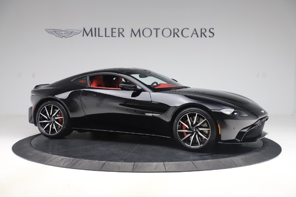 New 2020 Aston Martin Vantage Coupe for sale $185,181 at Rolls-Royce Motor Cars Greenwich in Greenwich CT 06830 9
