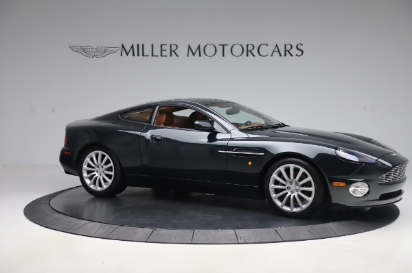 Used 2003 Aston Martin V12 Vanquish Coupe for sale $79,900 at Rolls-Royce Motor Cars Greenwich in Greenwich CT 06830 10