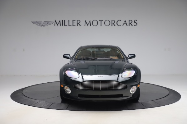 Used 2003 Aston Martin V12 Vanquish Coupe for sale $79,900 at Rolls-Royce Motor Cars Greenwich in Greenwich CT 06830 12