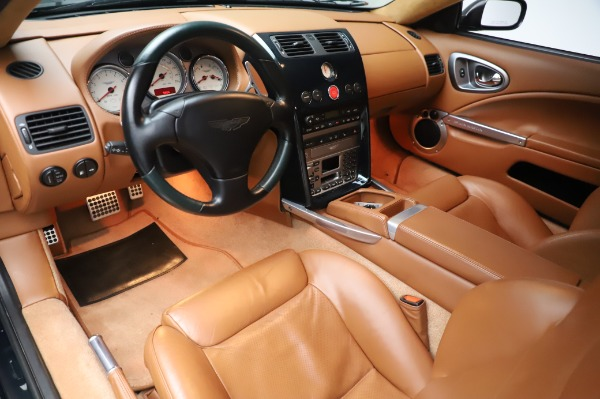 Used 2003 Aston Martin V12 Vanquish Coupe for sale $79,900 at Rolls-Royce Motor Cars Greenwich in Greenwich CT 06830 13