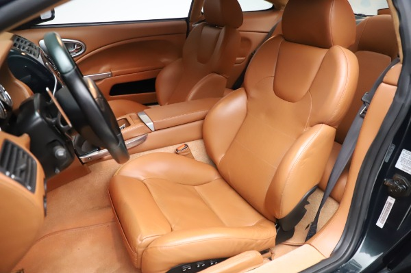 Used 2003 Aston Martin V12 Vanquish Coupe for sale $79,900 at Rolls-Royce Motor Cars Greenwich in Greenwich CT 06830 15