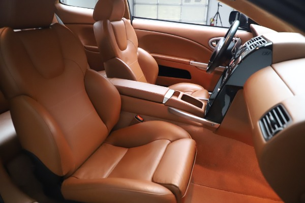 Used 2003 Aston Martin V12 Vanquish Coupe for sale $79,900 at Rolls-Royce Motor Cars Greenwich in Greenwich CT 06830 22