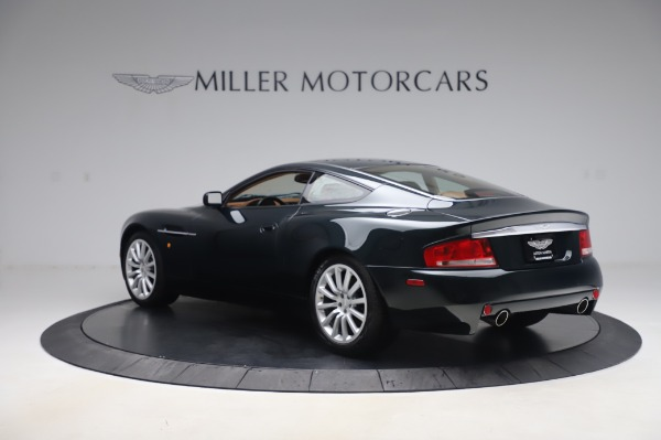 Used 2003 Aston Martin V12 Vanquish Coupe for sale $79,900 at Rolls-Royce Motor Cars Greenwich in Greenwich CT 06830 4