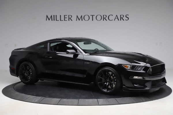 Used 2016 Ford Mustang Shelby GT350 for sale $47,900 at Rolls-Royce Motor Cars Greenwich in Greenwich CT 06830 10