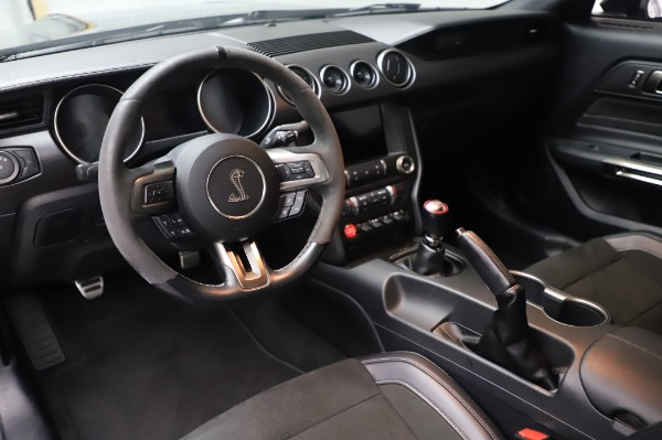 Used 2016 Ford Mustang Shelby GT350 for sale $47,900 at Rolls-Royce Motor Cars Greenwich in Greenwich CT 06830 13