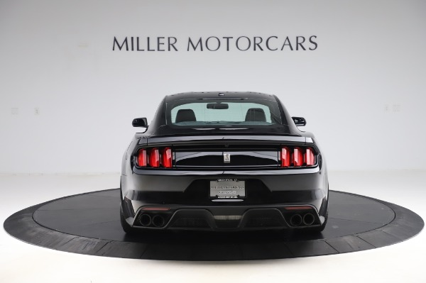 Used 2016 Ford Mustang Shelby GT350 for sale $47,900 at Rolls-Royce Motor Cars Greenwich in Greenwich CT 06830 6