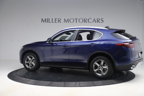 New 2020 Alfa Romeo Stelvio Q4 for sale $49,795 at Rolls-Royce Motor Cars Greenwich in Greenwich CT 06830 4