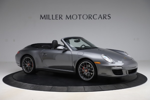 Used 2012 Porsche 911 Carrera 4 GTS for sale $79,900 at Rolls-Royce Motor Cars Greenwich in Greenwich CT 06830 10