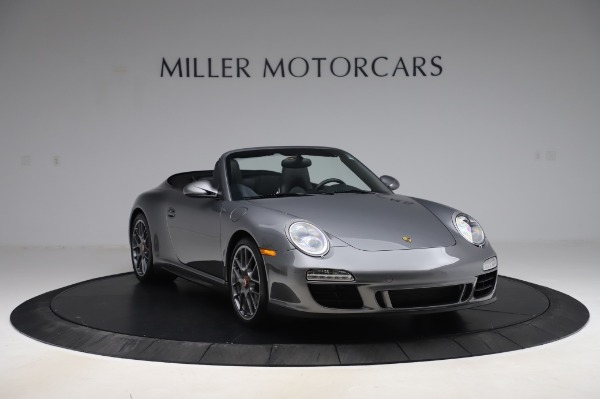 Used 2012 Porsche 911 Carrera 4 GTS for sale $79,900 at Rolls-Royce Motor Cars Greenwich in Greenwich CT 06830 11