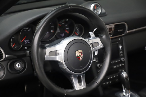Used 2012 Porsche 911 Carrera 4 GTS for sale $79,900 at Rolls-Royce Motor Cars Greenwich in Greenwich CT 06830 15