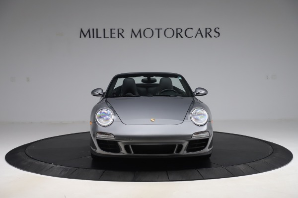 Used 2012 Porsche 911 Carrera 4 GTS for sale $79,900 at Rolls-Royce Motor Cars Greenwich in Greenwich CT 06830 26
