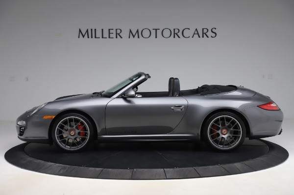 Used 2012 Porsche 911 Carrera 4 GTS for sale $79,900 at Rolls-Royce Motor Cars Greenwich in Greenwich CT 06830 3