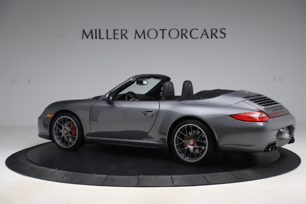 Used 2012 Porsche 911 Carrera 4 GTS for sale $79,900 at Rolls-Royce Motor Cars Greenwich in Greenwich CT 06830 4