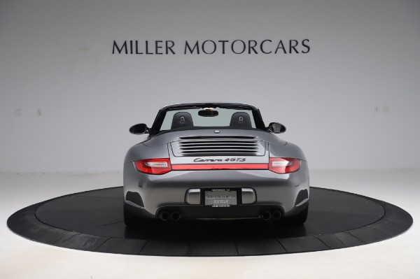 Used 2012 Porsche 911 Carrera 4 GTS for sale $79,900 at Rolls-Royce Motor Cars Greenwich in Greenwich CT 06830 6
