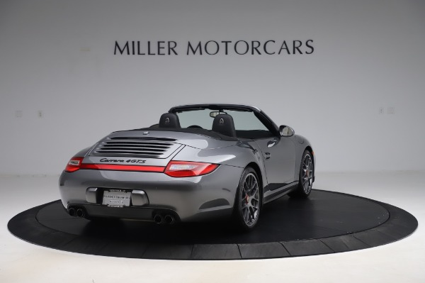 Used 2012 Porsche 911 Carrera 4 GTS for sale $79,900 at Rolls-Royce Motor Cars Greenwich in Greenwich CT 06830 7
