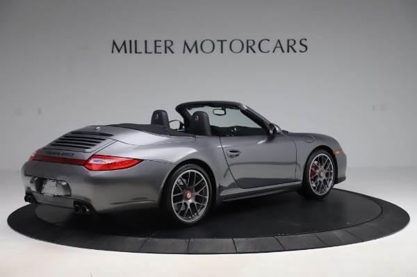 Used 2012 Porsche 911 Carrera 4 GTS for sale $79,900 at Rolls-Royce Motor Cars Greenwich in Greenwich CT 06830 8