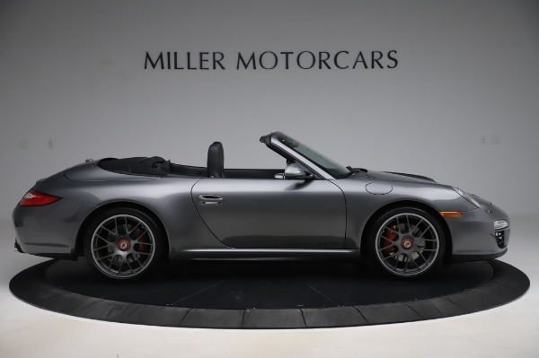 Used 2012 Porsche 911 Carrera 4 GTS for sale $79,900 at Rolls-Royce Motor Cars Greenwich in Greenwich CT 06830 9
