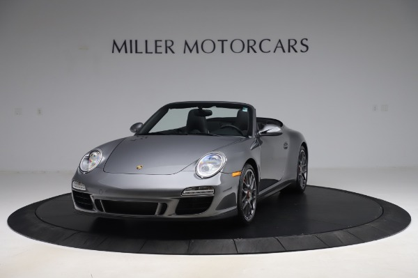 Used 2012 Porsche 911 Carrera 4 GTS for sale $79,900 at Rolls-Royce Motor Cars Greenwich in Greenwich CT 06830 1