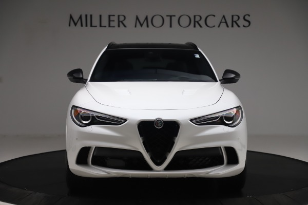 New 2020 Alfa Romeo Stelvio Quadrifoglio for sale Sold at Rolls-Royce Motor Cars Greenwich in Greenwich CT 06830 12