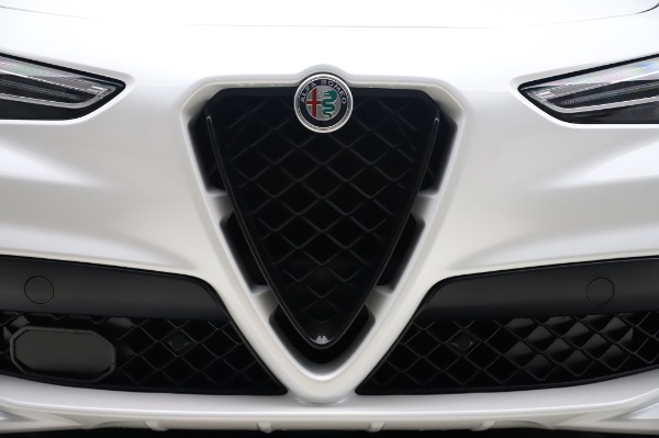 New 2020 Alfa Romeo Stelvio Quadrifoglio for sale Sold at Rolls-Royce Motor Cars Greenwich in Greenwich CT 06830 13