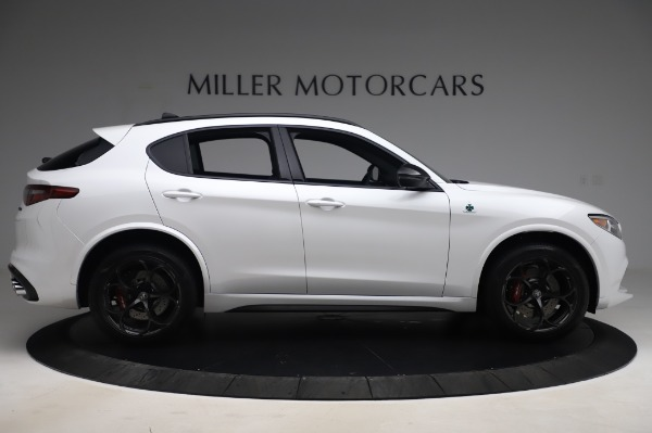 New 2020 Alfa Romeo Stelvio Quadrifoglio for sale Sold at Rolls-Royce Motor Cars Greenwich in Greenwich CT 06830 9