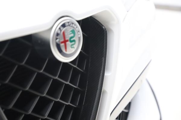 New 2020 Alfa Romeo Stelvio Quadrifoglio for sale $89,145 at Rolls-Royce Motor Cars Greenwich in Greenwich CT 06830 14