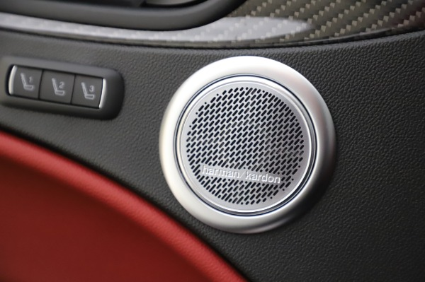 New 2020 Alfa Romeo Stelvio Quadrifoglio for sale $89,145 at Rolls-Royce Motor Cars Greenwich in Greenwich CT 06830 28