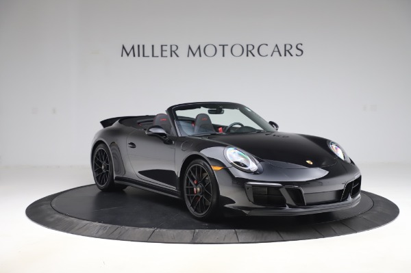 Used 2018 Porsche 911 Carrera 4 GTS for sale $137,900 at Rolls-Royce Motor Cars Greenwich in Greenwich CT 06830 10
