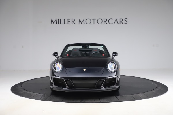 Used 2018 Porsche 911 Carrera 4 GTS for sale $137,900 at Rolls-Royce Motor Cars Greenwich in Greenwich CT 06830 11