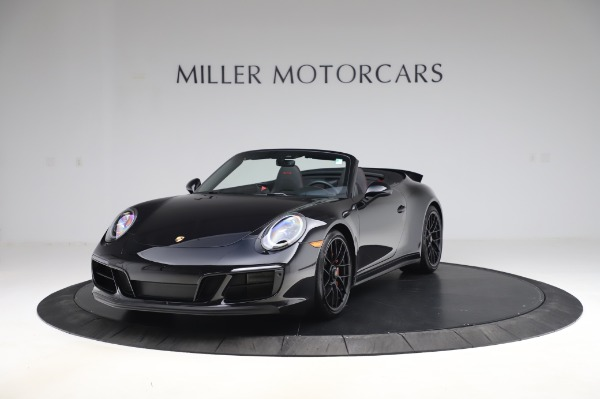 Used 2018 Porsche 911 Carrera 4 GTS for sale $137,900 at Rolls-Royce Motor Cars Greenwich in Greenwich CT 06830 12