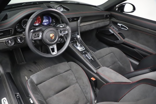 Used 2018 Porsche 911 Carrera 4 GTS for sale $137,900 at Rolls-Royce Motor Cars Greenwich in Greenwich CT 06830 13