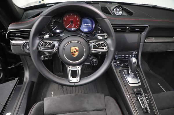 Used 2018 Porsche 911 Carrera 4 GTS for sale $137,900 at Rolls-Royce Motor Cars Greenwich in Greenwich CT 06830 18