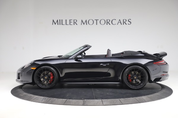 Used 2018 Porsche 911 Carrera 4 GTS for sale $137,900 at Rolls-Royce Motor Cars Greenwich in Greenwich CT 06830 2