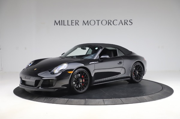 Used 2018 Porsche 911 Carrera 4 GTS for sale $137,900 at Rolls-Royce Motor Cars Greenwich in Greenwich CT 06830 22