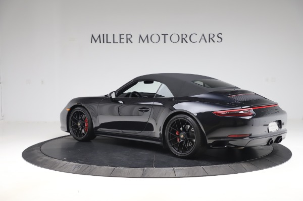 Used 2018 Porsche 911 Carrera 4 GTS for sale $137,900 at Rolls-Royce Motor Cars Greenwich in Greenwich CT 06830 24