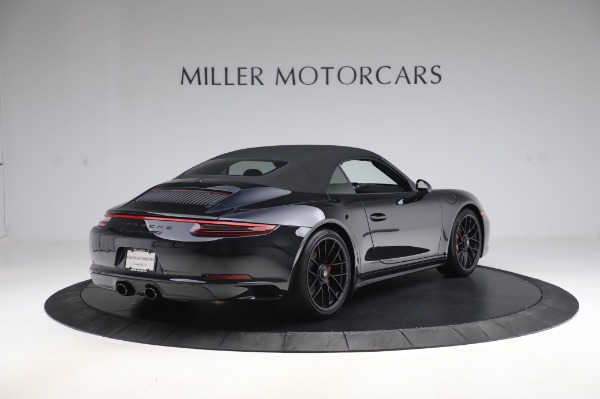 Used 2018 Porsche 911 Carrera 4 GTS for sale $137,900 at Rolls-Royce Motor Cars Greenwich in Greenwich CT 06830 25